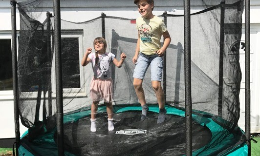 BERG Trampolines review...