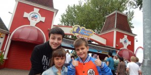 Drayton Manor review...