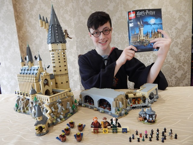 lego harry potter  u2013 hogwarts castle