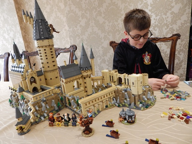 lego harry potter  u2013 hogwarts castle