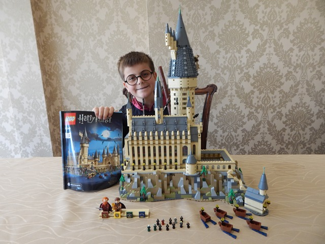 LEGO Harry Potter – Hogwarts Castle