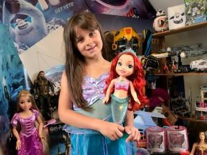 Jakks Pacific Disney Princess Sing And Sparkle Ariel Doll