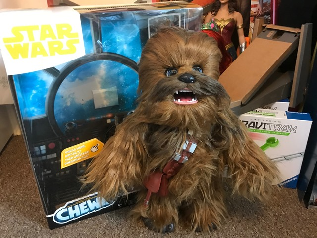 Hasbro Fur Real Star Wars Chewie