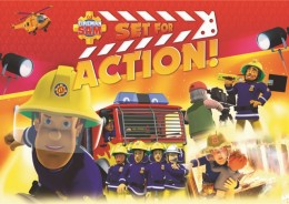 Fireman Sam Set For Action - key artwork (1)