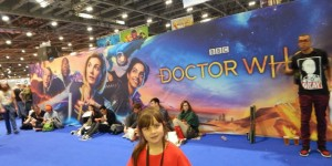 Doctor Who –...