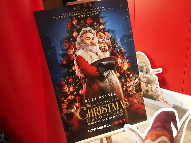 The Christmas Chronicles Dvd.Netflix The Christmas Chronicles