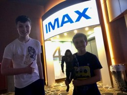 Aquaman IMAX pic