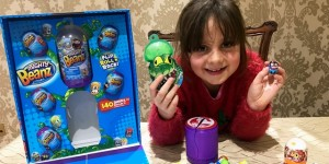 Mighty Beanz Review...