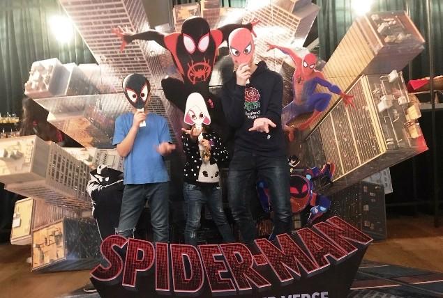 Marvel Spider-Man into...
