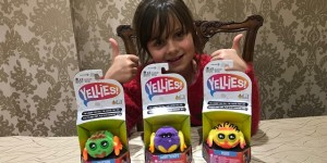 Yellies Review by...