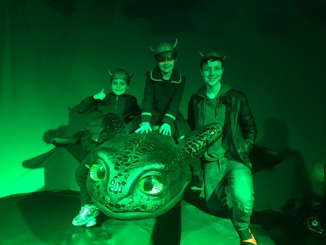How To Train Your Dragon The Hidden World Harrison Con