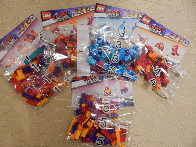e66145fcd89 The LEGO Movie 2 – Queen Watevra's Build Whatever Box Review by Bex. LEGO  ...