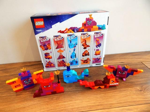 1ad9524ae7e The LEGO Movie 2 – Queen Watevra's Build Whatever Box