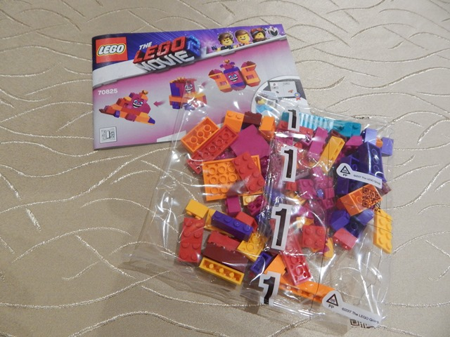 e8e440d990c The LEGO Movie 2 – Queen Watevra's Build Whatever Box Review by Bex. LEGO  BAG 1!!! Bex ...