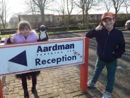 Aardman Set Visit 2019 (1)