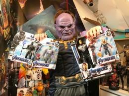 Avengers Endgame figures (1)