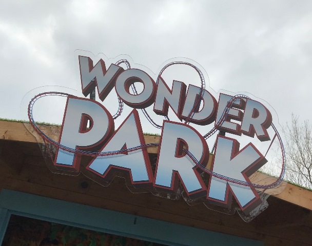 Chessington World Of Adventures Becomes Wonder Park Con Amp Bex At The
