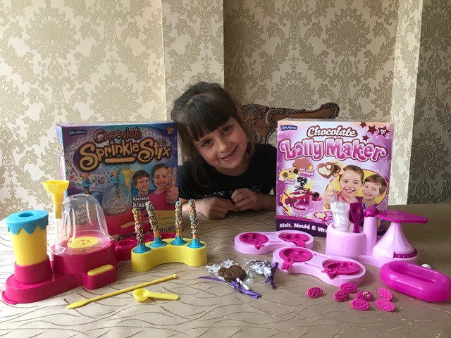 Creative Toys Activities Chocolate Lolly Maker From John