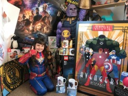 pyramid Avengers Endgame products (5)