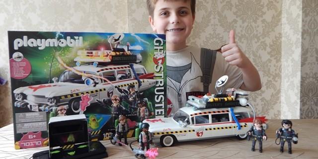 Playmobil Ghostbusters 2...