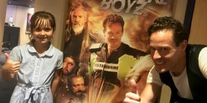 Adventure Boyz review...