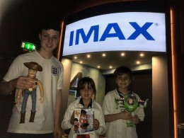 IMAX Toy Story 4