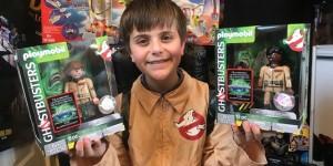 Playmobil Ghostbusters Figures...