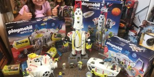 Playmobil Space review...