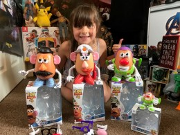 Toy Story 4 Mr Potato Head (1)