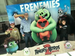 Angry Birds 2 John Cohen