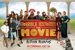 Horrible Histories movie premiere