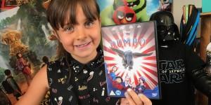 Disney's Dumbo review...
