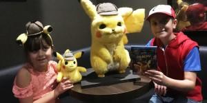 Detective Pikachu –...