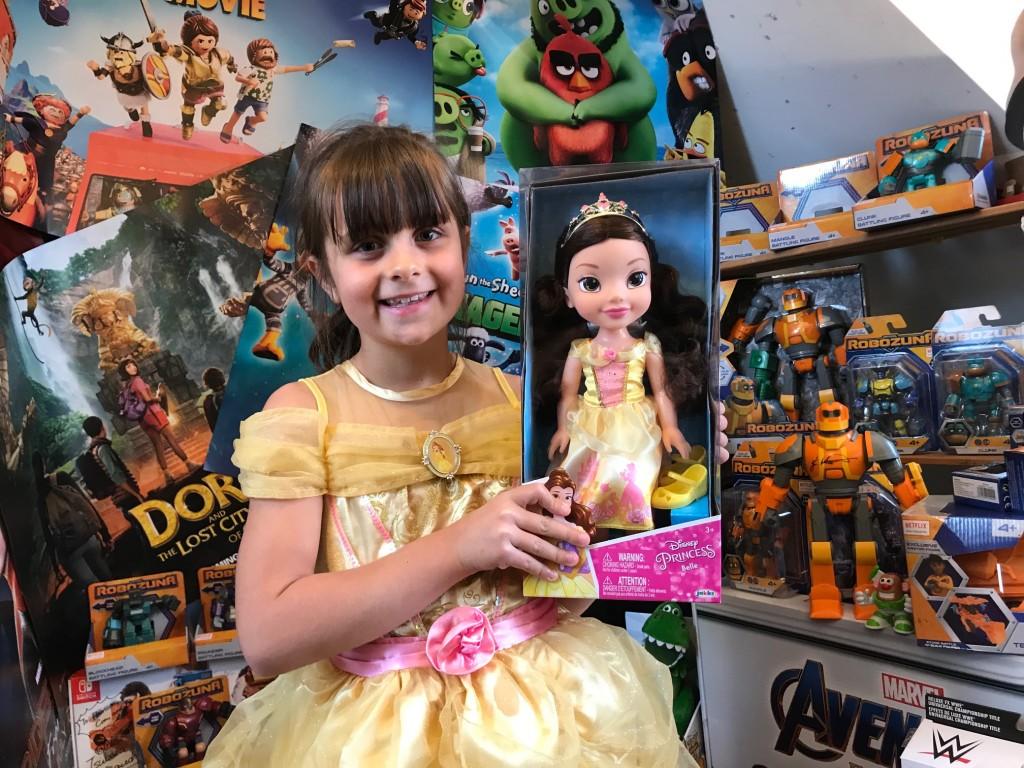 Jakks Pacific Disney Princess Style Collection Suitcase