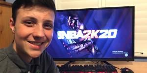 NBA 2K20 review...