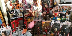 Mattel – WWE...