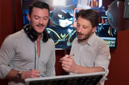 Ben Smith and Luke Evans (StarDog and TurboCat) (Kaleidoscope Entertainment)