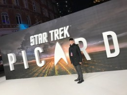Amazon Prime Star Trek Picard 1