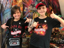 WWE EuroShop Shirts (2)