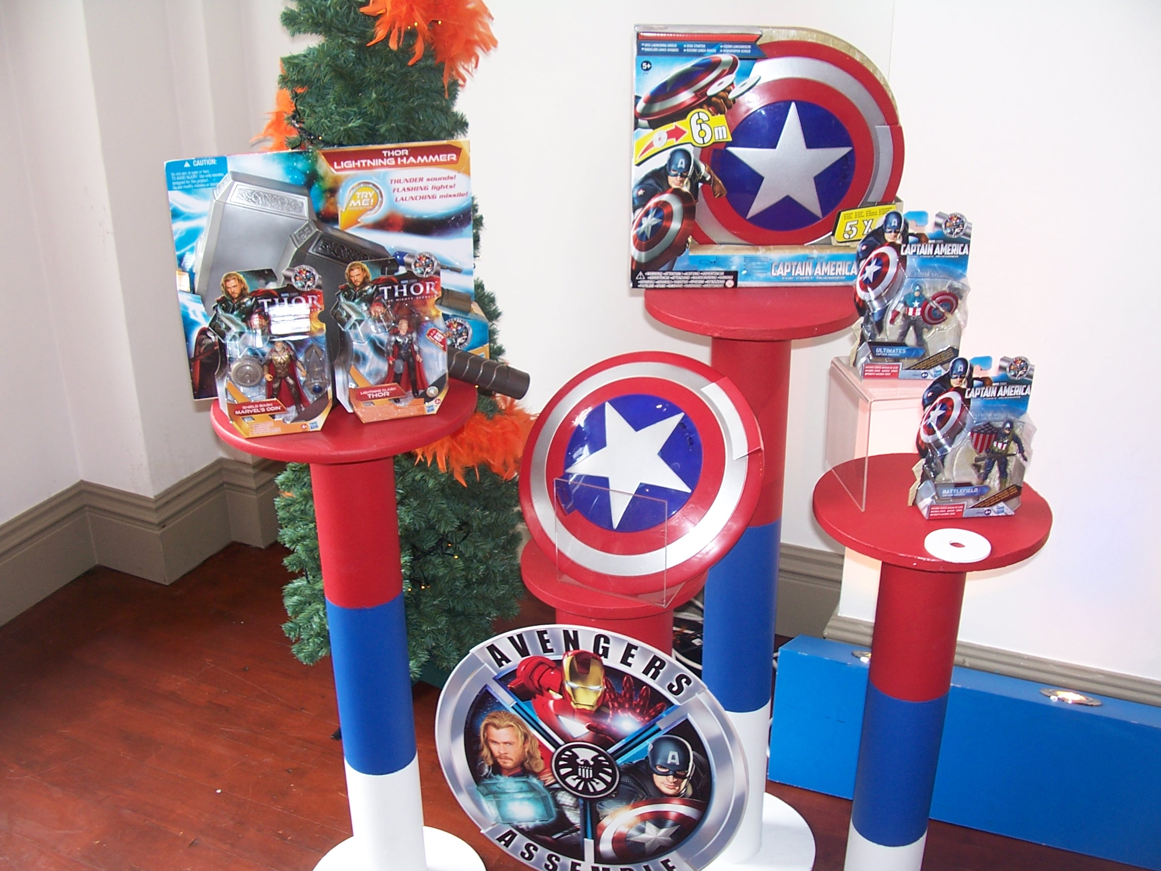 Christmas in July 2011 – All the new toys