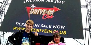 The Drive-In Club […]
